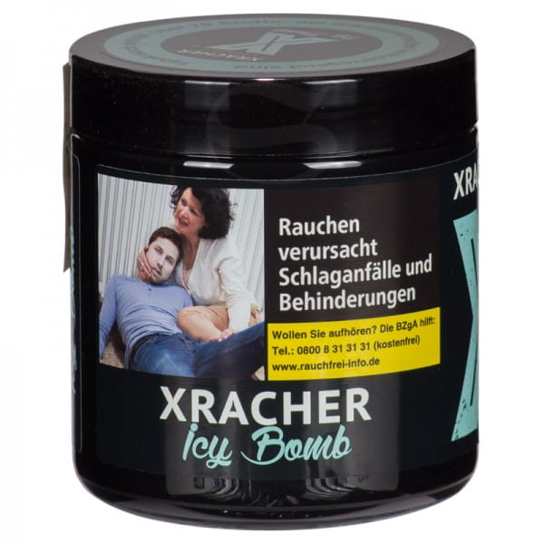 Xracher Tabak - Icy Bomb 200 g