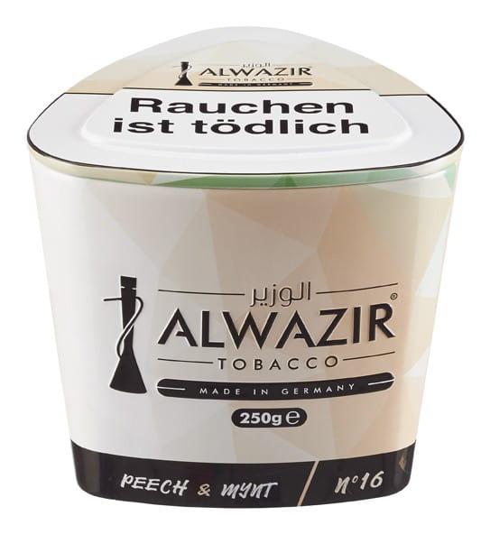 Alwazir Tabak - Peech Mynt 250 g
