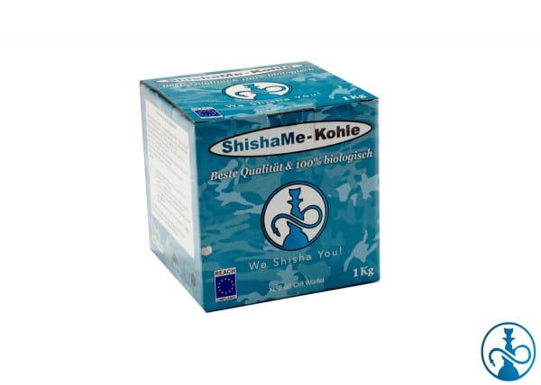 ShishaMe Premium Shisha Kohle, Kokosnuss Naturkohle