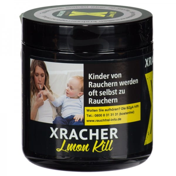 Xracher Tabak - Lmon Kill 200 g