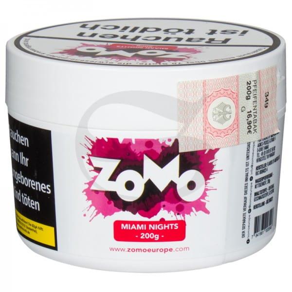 Zomo Tabak - Miami Nights 200 g