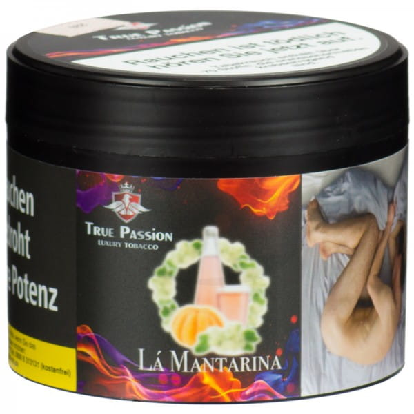 True Passion Tabak La Mantarina 200g