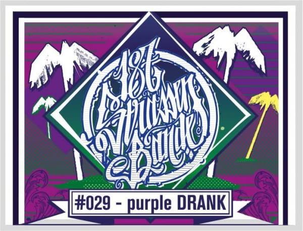 187 Strassenbande Tabak - #029 Purple Drank
