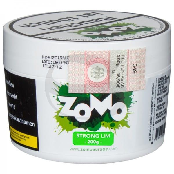 Zomo Tabak - Strong Lim 200 g
