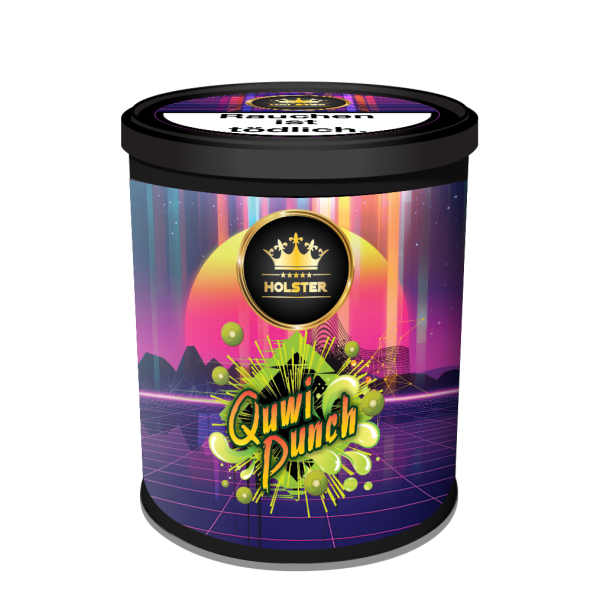Holster Tabak - Quwi Punch 200 g