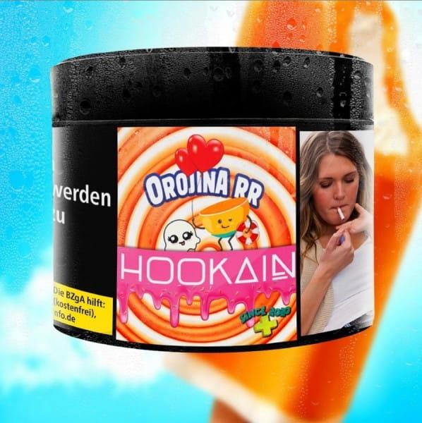 Hookain Tabak - Orojina RR 200 g