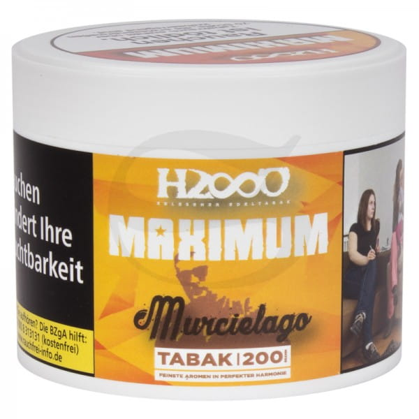 Hasso Maxixum Tabak - Murcielago 200 g