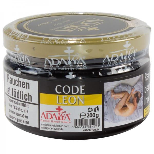 Adalya Tabak Code Leon 200 g