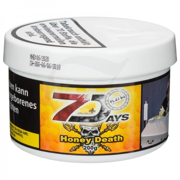 7 Days Platin Tabak - Honey Death 200 g