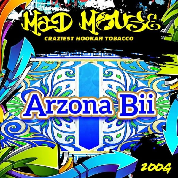Mad Mouse Tabak - Arzona Bii 200 g