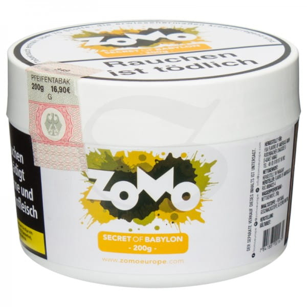 Zomo Tabak - Secret of Babylon 200g