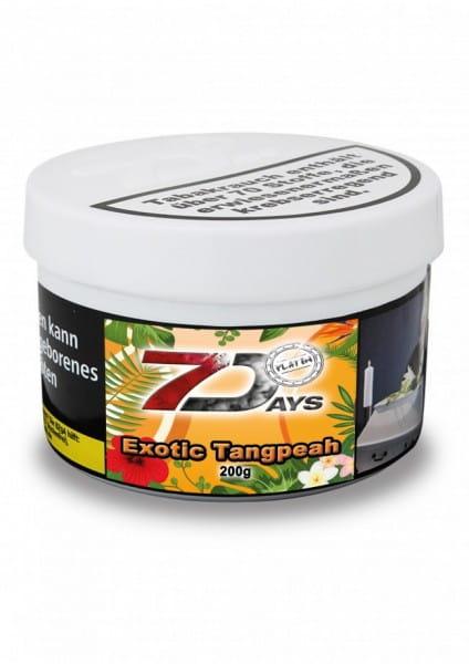 7 Days Platin Tabak - Exotic Tangpeah 200 g