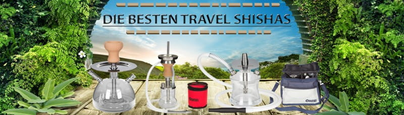 Travel Shishas