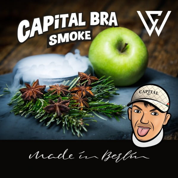 Capital Bra Smoke - Ballert 200 g