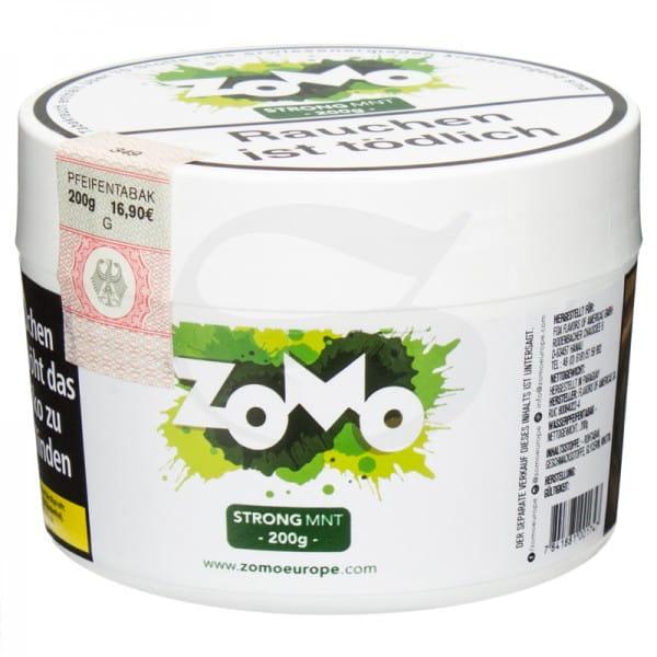 Zomo Tabak - Strong Mnt 200g