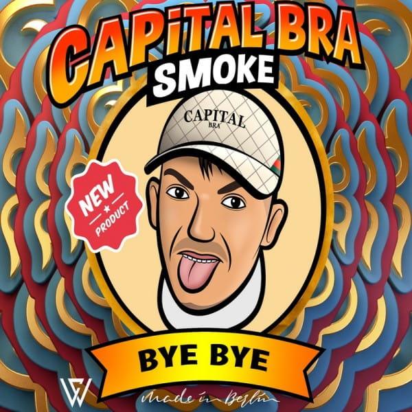 Capital Bra Smoke - Bye Bye 200 g