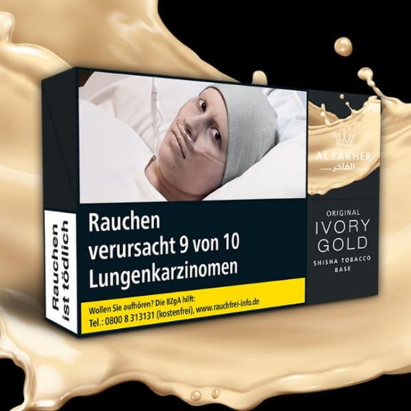 Al Fakher Bases - Ivory Gold 100 g