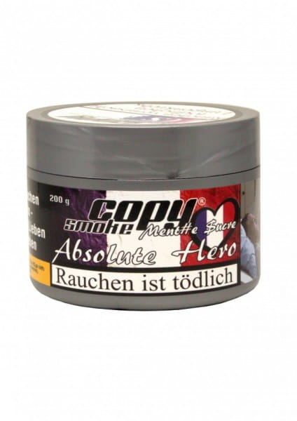 Copy Smoke Tabak - Absolute Hero 200 g