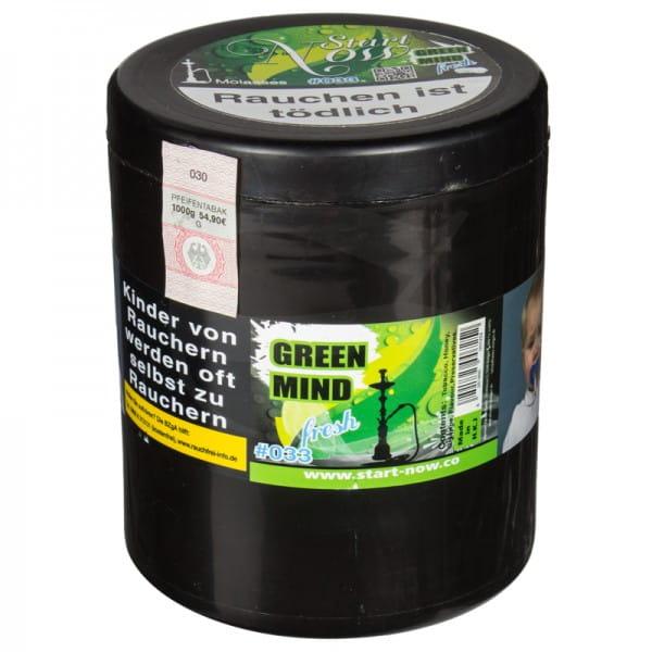 Start Now - Green Mind 1 Kg