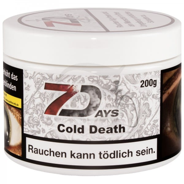 7 Days Tabak - C Death 200 g Classic