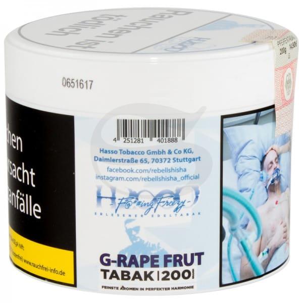 Hasso Tabak - G-Rape-Frut 200 g