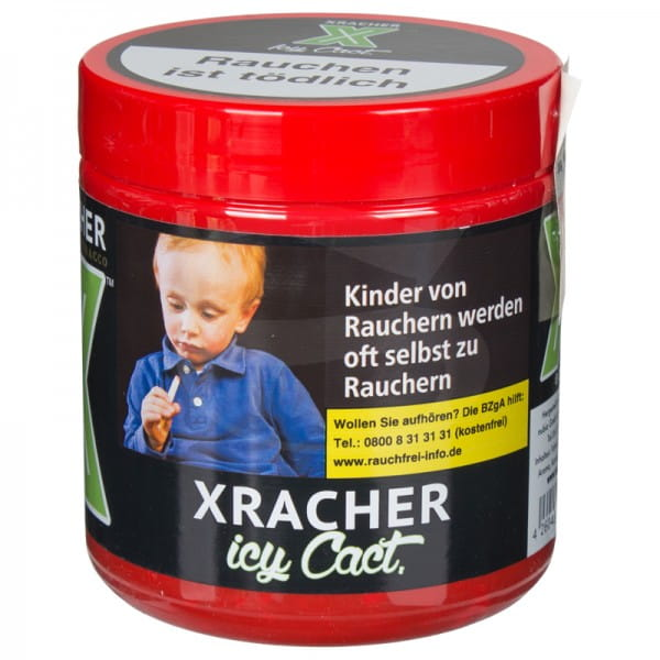Xracher Tabak - Icy Cact, 200 g