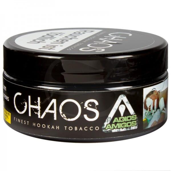 Chaos Tabak Adios Amigos 200 g Dose