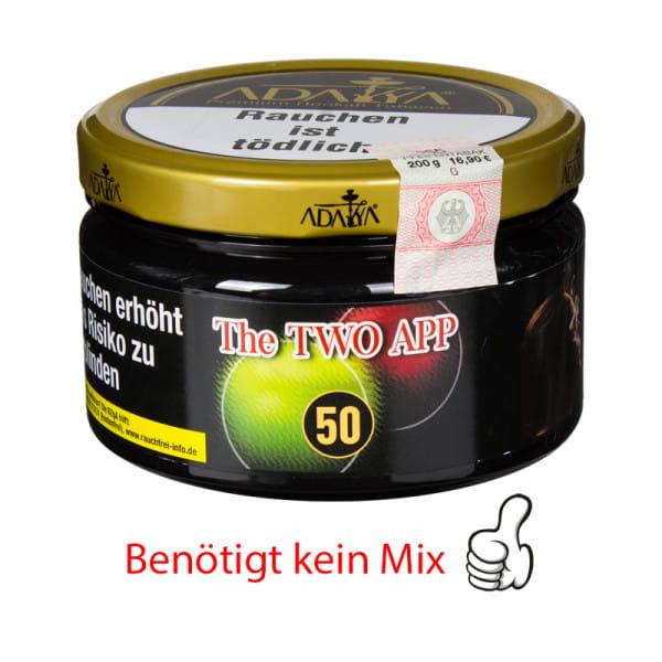 Adalya Tabak - #50 The Two App 200 g