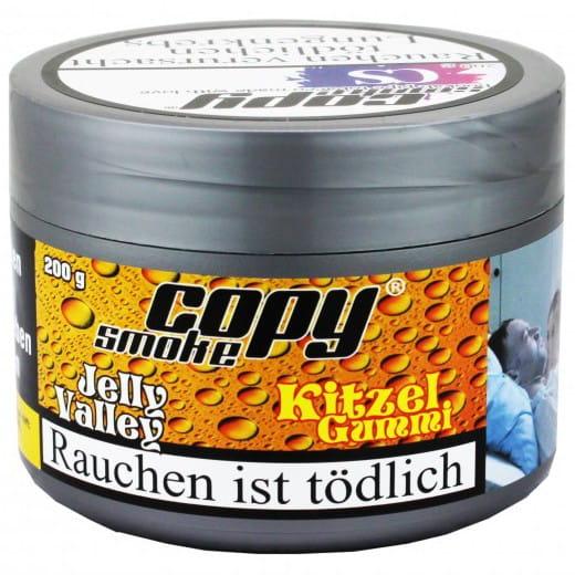 Copy Smoke Tabak - Jelly Valley Kitzelgummi 200 g
