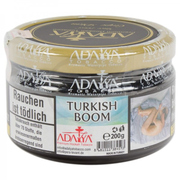 Adalya Tabak Turkish Boom 200 g