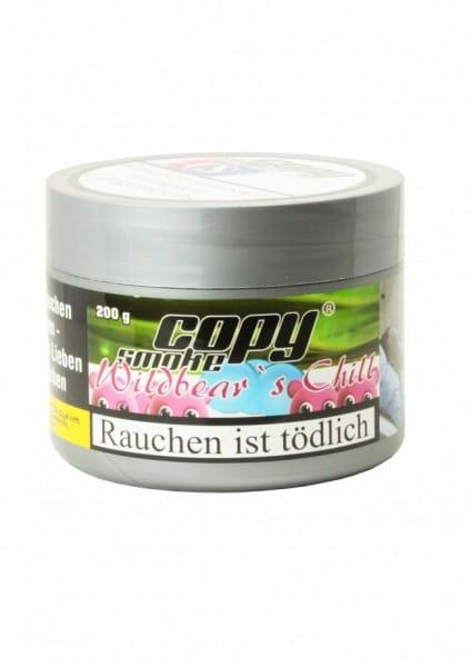 Copy Smoke Tabak - Wildbears Chill 200 g