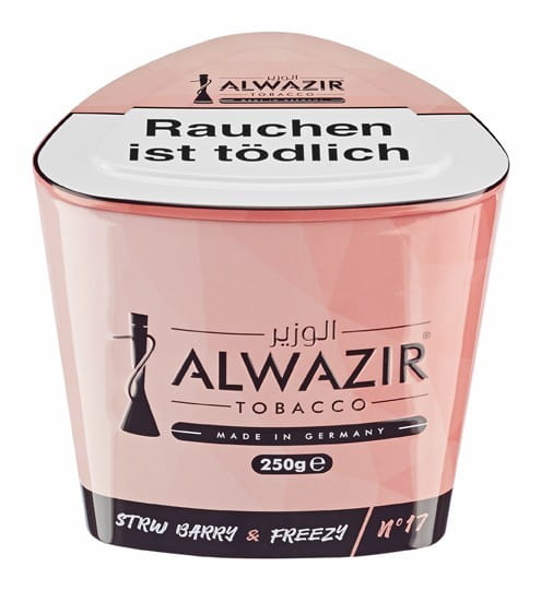 Alwazir Tabak - Strw Barry Freezy 250 g