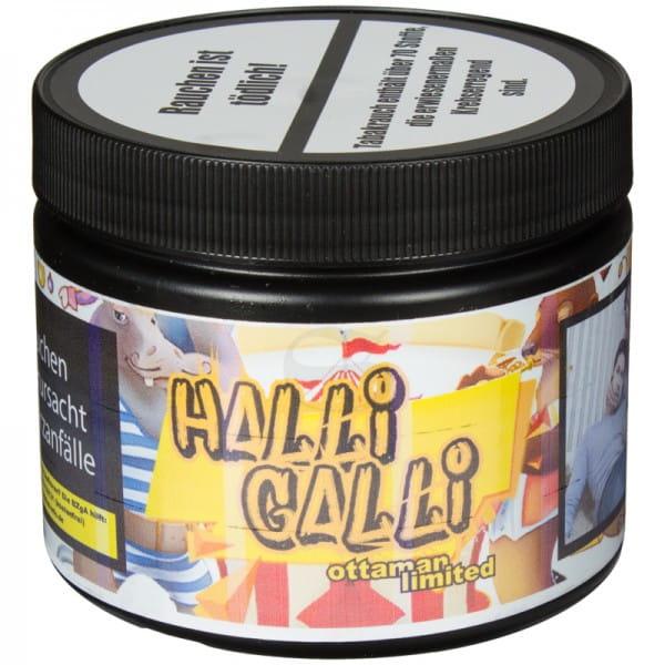 Ottaman Tabak - Halli Galli 200 g