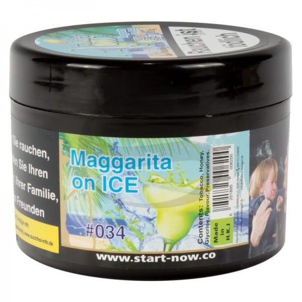 Start Now Tabak - Maggarita on Ice 200 g