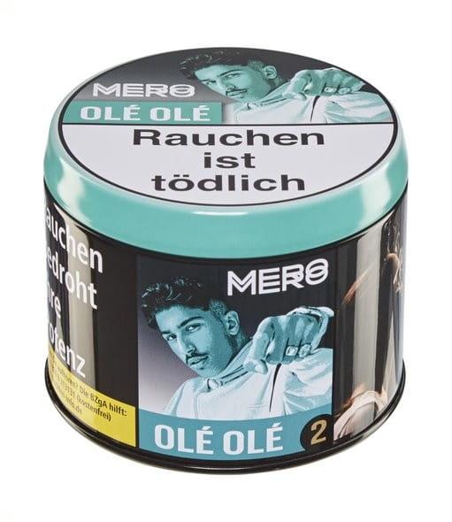 Mero Tabak 200 g - No. 2 Ole Ole