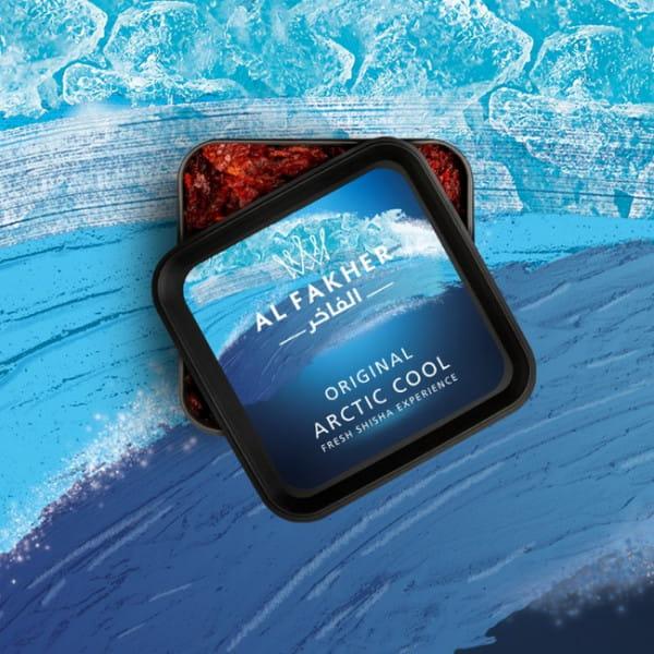 Al Fakher Original - Arctic Cool 200 g
