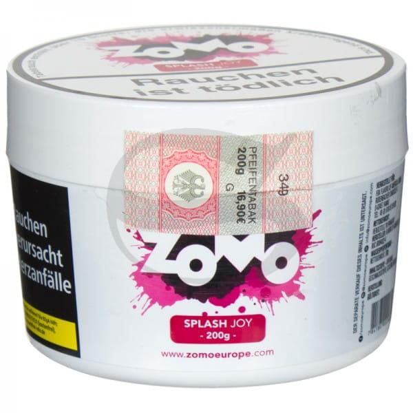 Zomo Tabak - Splash Joy 200 g