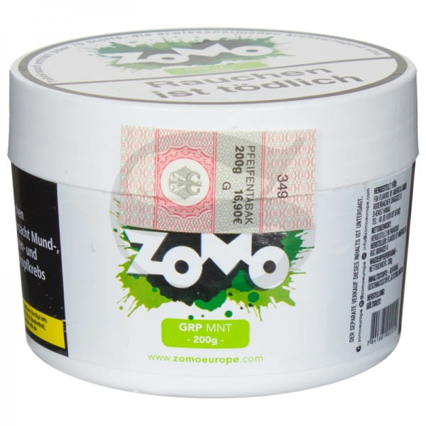 Zomo Tabak - Grp Mnt 200 g