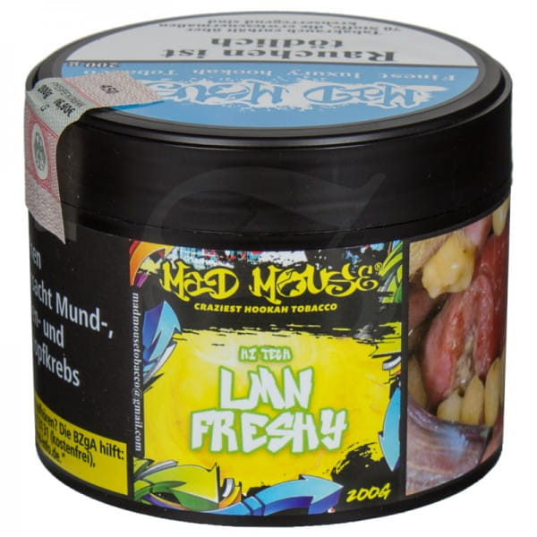 Mad Mouse Tabak - Lmn Freshy 200 g