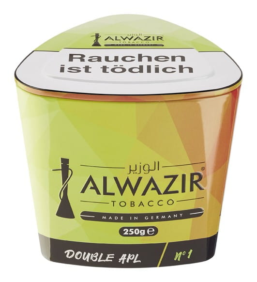 Alwazir Tabak - Double Apl 250 g