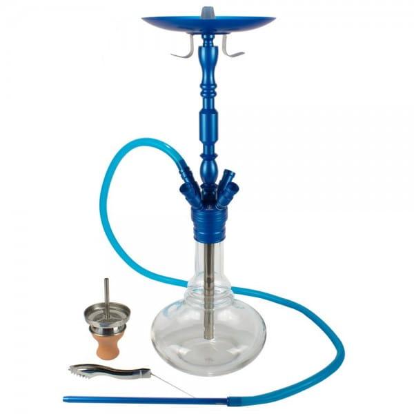 ShishaMe Alula Beast Blau - 700er Komplettset